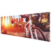 Fabric Pop Up Display 20ft Straight Single Sided (Frame & Graphic)