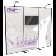 10FT Merchandise Express Modular Back Wall Kit 02