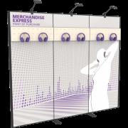 10FT Merchandise Express Modular Back Wall Kit 03