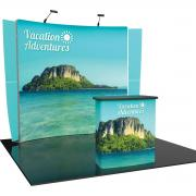 10ft Vector Frame Exhibit Kit-09